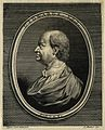 George Edwards. Line engraving by J. Miller, 1763, after I. Wellcome V0001742.jpg