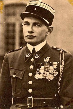 Syria-Cilicia commemorative medal - Brig-Gen Georges Journois, Syria-Cilicia Medal recipient (Levant)