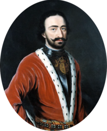 Georgian Prince Alexander of Imereti, by Martin Mijten.png