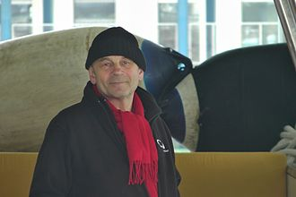 Gérard d'Aboville - Gérard d'Aboville in 2014.