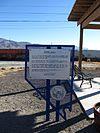 Gerlach, Nevada Historical Marker No. 152, Gerlach, Nevada (11128459705).jpg