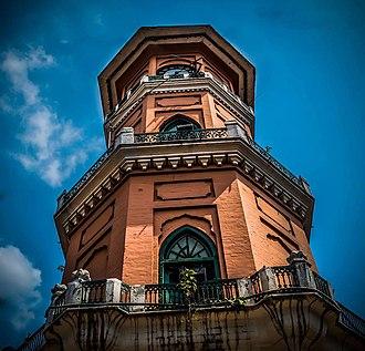 Cunningham Clock Tower - Image: Ghanta Ghar Peshawar