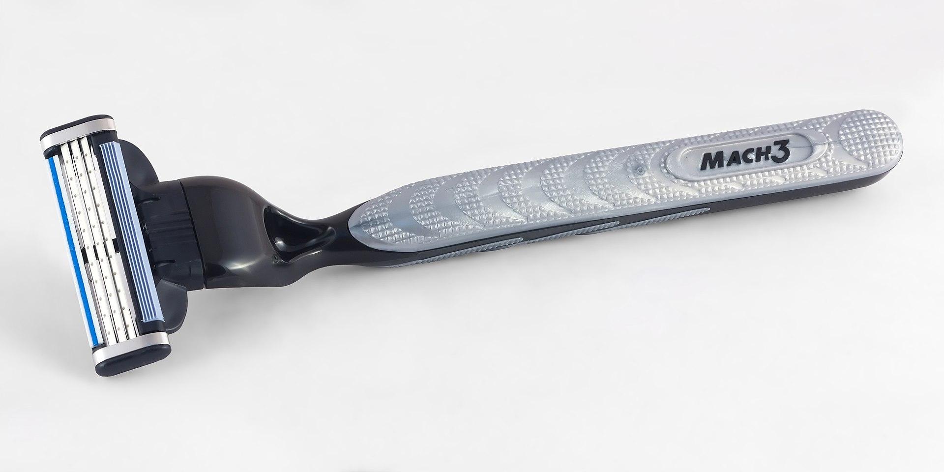 Gillette Mach 3 Razor Handle
