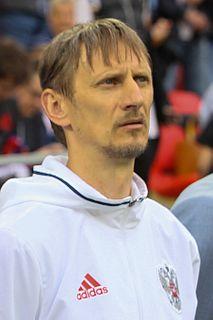Gintaras Staučė Lithuanian footballer and coach