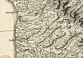 Giovanni Antonio Rizzi Zannoni. Carte de la partie septentrionale de l'empire otoman. 1774.Georgia A.jpg