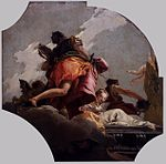 Giovanni Battista Tiepolo - Prudence, Sincerity, and Temperance - WGA22301.jpg