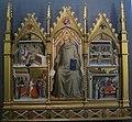 Giovanni del biondo, san giovanni gualberto e storie della sua vita, 1370 ca..JPG