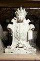 Gipsmodelle Wiener Historismus Hofburg-Keller 2015 Wappen und Wappenhalter Johannes Benk N BU 19 c.jpg