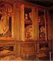 Giuliano, benedetto da maiano e bottega, tarsie dello studiolo di federico II 00.jpg