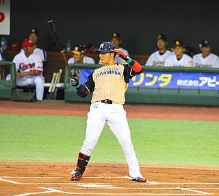 Kōtarō Kiyomiya Japanese baseball player