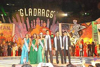 Gladrags Manhunt and Megamodel Contest - Image: Gladrags manhunt 2