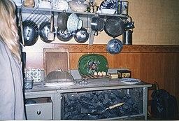 GlasgowTenementHouse-kitchen