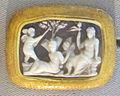 Glittica romana, trittolemo e demetra, sardonice, I sec dc..JPG
