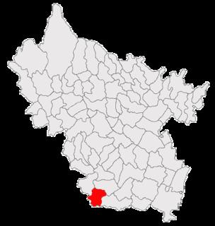 Glodeanu Sărat Commune in Buzău, Romania