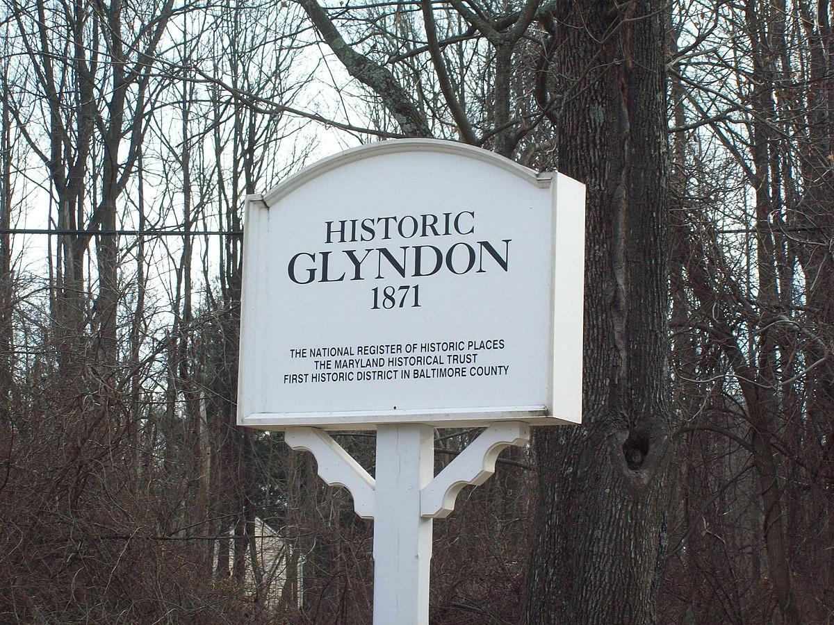 Glyndon Historic District Wikipedia
