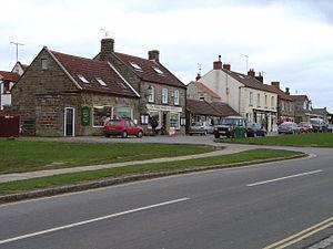 Goathland - Image: Goathland Road