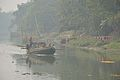 Goods Boat on River Churni - Halalpur Krishnapur - Nadia 2016-01-17 8760.JPG