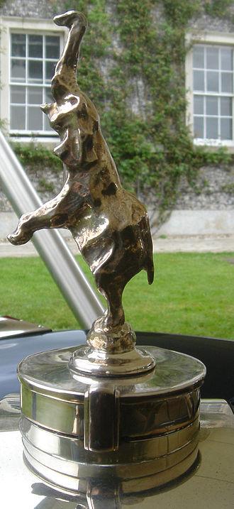 Bugatti Royale - Type 41 radiator cap