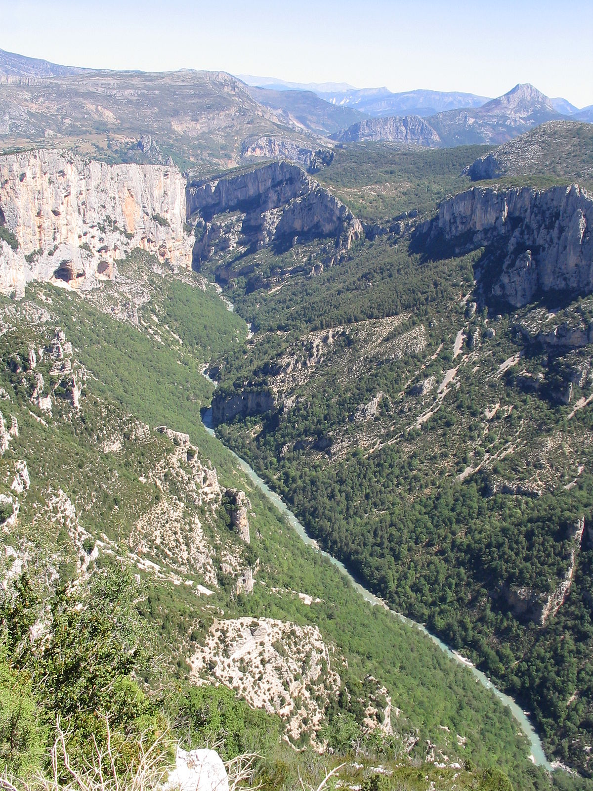 Verdon Gorge - Wikipedia