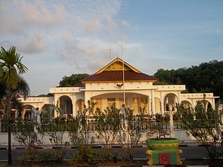 Tanjungpinang City in Riau Islands, Indonesia