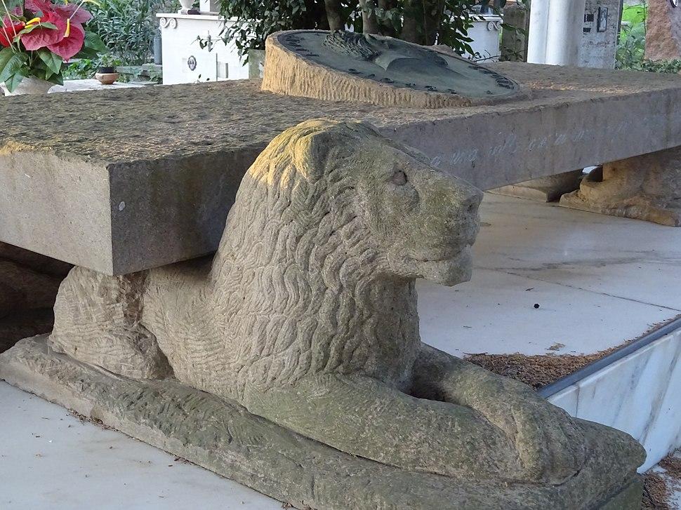 Grabstätte Sergio Leone V