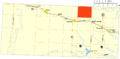 Grainbelt Township, Bowman County, North Dakota.png