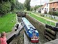 Grand Union Canal, Dudswell Bottom Lock No 48 - geograph.org.uk - 1514967.jpg