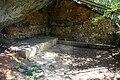 Grand abri de la Ferrassie stratigraphy - Savignac-de-Miremont - 20090924.jpg