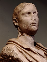 Portrait d'Etruscilla ? Ra 74