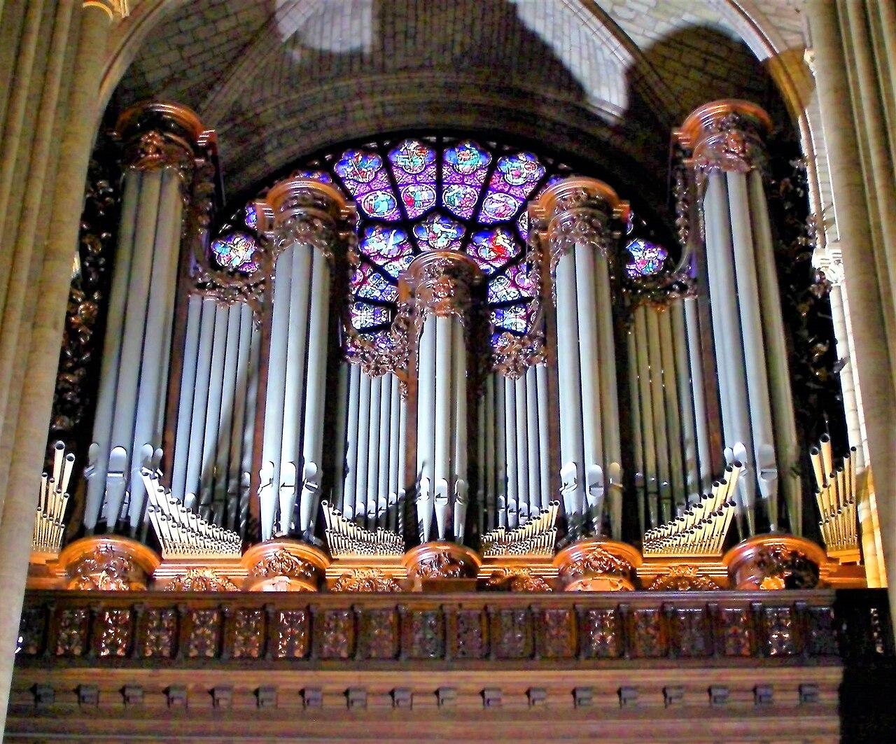 File Grandes Orgues Notre Dame De Paris Jpg Wikimedia