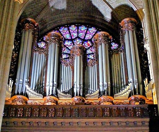 Grandes-Orgues, Notre-Dame de Paris