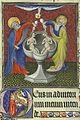 Grandes Heures de Jean de Berry - Saints Pierre et Paul baptisant (fol. 97).jpg