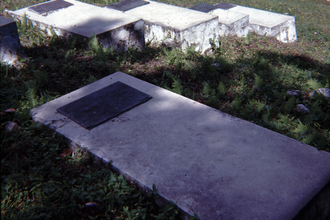 Igbo people in Jamaica - Archibald Monteith's grave. He was an Igbo known as Aneaso and was taken to Jamaica as a slave.
