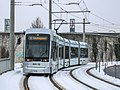 Graz Linien Variobahn beim P+R Murpark.jpg