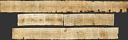 Great Isaiah Scroll - Dead Sea Scrolls