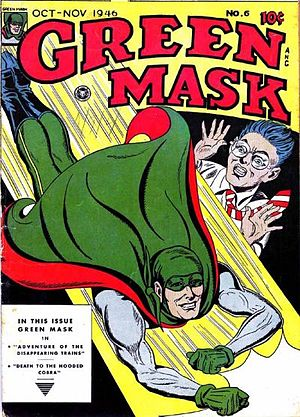 Green Mask - Image: Green Mask 17