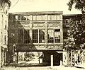 Green Street station from street level, 1912.jpg