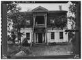 Grignon House, Augustin Road, Kaukauna, Outagamie County, WI HABS WIS,44-KAUK,1-2.tif