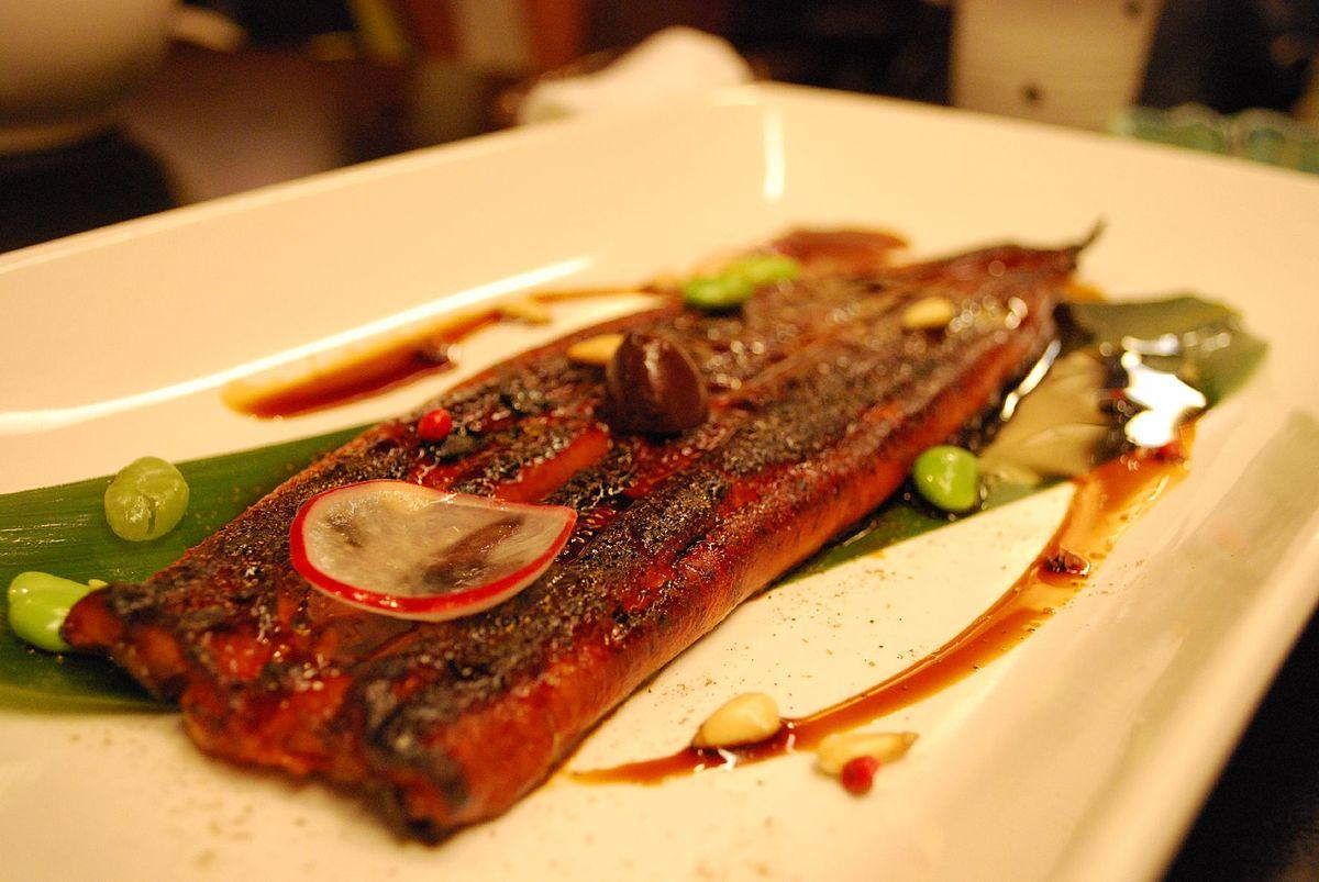 Unagi wikipedia for Anguille cuisine