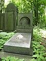Grob Cecylii Goldman-Landauowej-Grave of Cecylia Goldman-Landauowa.JPG