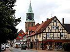 Alfeld - Marktplatz - Niemcy