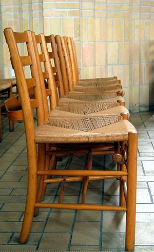 Danish modern - Kaare Klint: Church Chair (1936)