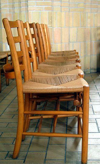 Danish modern - Kaare Klint: Church Chair (1936)