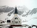 Grytviken kirke i november 2002.