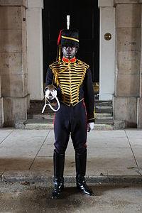 Guard at Horse Guard Parade building - London.jpg