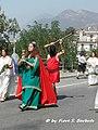 """Guardia Sanframondi (BN), 2003, Riti settennali di Penitenza in onore dell'Assunta, la rappresentazione dei """"Misteri"""". - Flickr - Fiore S. Barbato (64).jpg"""