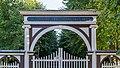 Gudsageren Kirkegård, Christiansfeld (Kolding Kommune).Port.Detalje.621--2--1.ajb.jpg