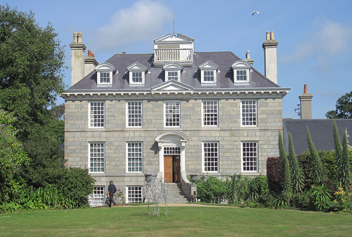Sausmarez Manor - Wikipedia