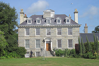 Sausmarez Manor