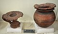 Gupta Ware - Sonkh - Showcase 6-15 - Prehistory and Terracotta Gallery - Government Museum - Mathura 2013-02-24 6472.JPG